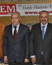 2009 yılı Kartal Belediye başkan adayları İlçem'de