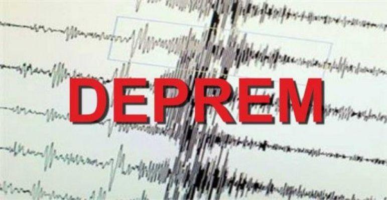 Manisa da deprem, İzmir de deprem.