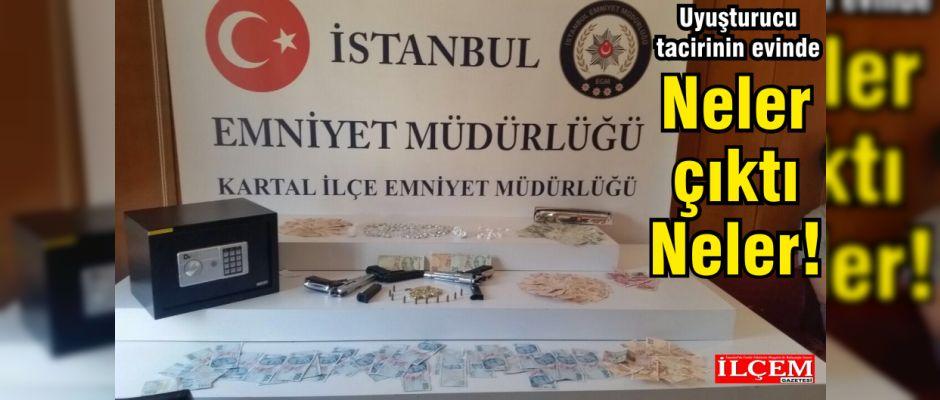 Cumhurbaşkanı Şehit evinde Kartal'da iftar açtı.