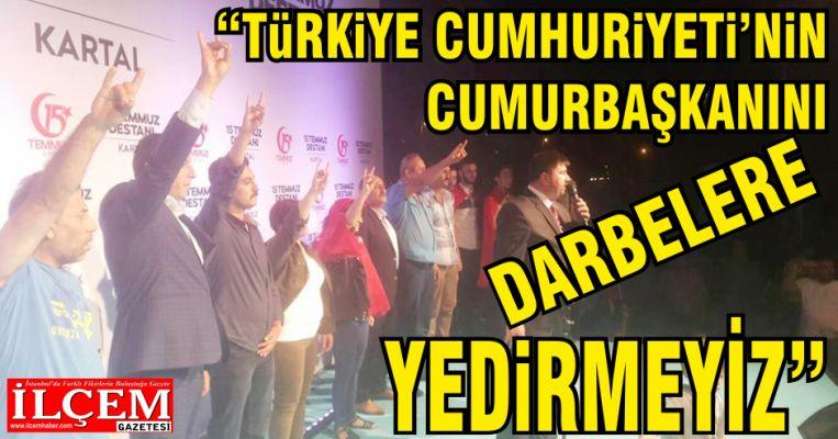 Metin Özüpek 'Ülkücü hareket Türkiye Cumhuriyetinin Teminatıdır.