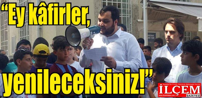 TÜGVA Kartal'dan İsrail'e 'Kızgınlık Cuması' Mescid-i Aksa Bildirisi