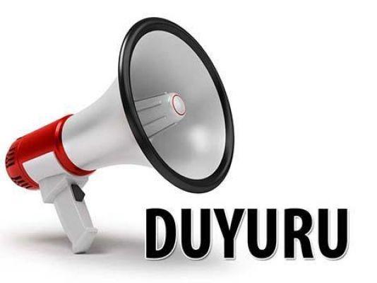 Yenidoğan İlim Ve Kültüre Hizmet Derneği Genel Kurul duyurusu.
