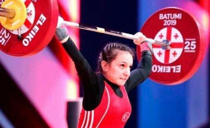 Şaziye Erdoğan Dünya şampiyonu