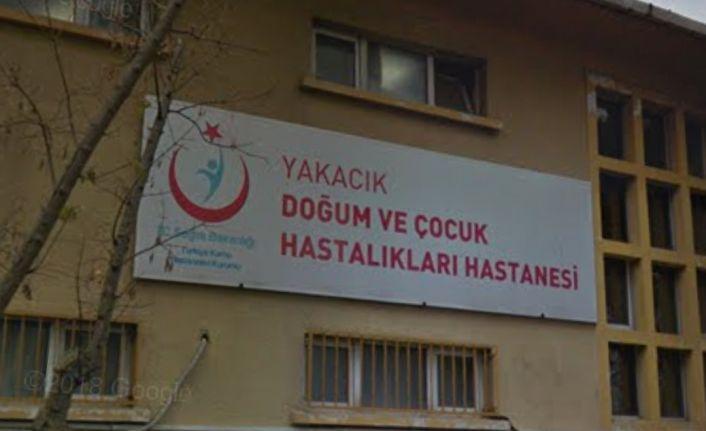 Yakacık Kadın Doğum Hastanesi hizmet vermeye devam ediyor.