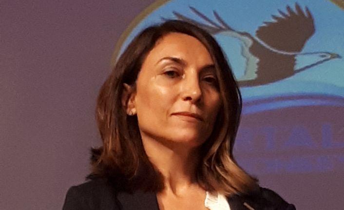 Türkan Kurtulmaz Öztürk, Kartal Kent Konseyi başkanı seçildi.