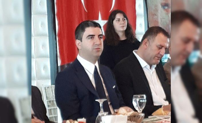 """Nadim Yazıcı """"17 Kasım'da vites büyüteceğiz!"""""""