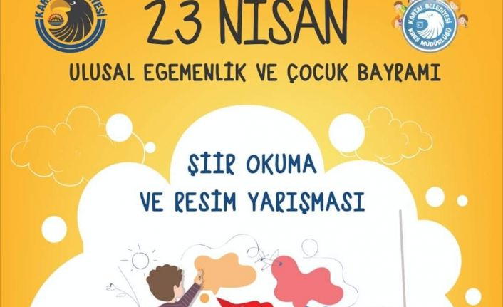 Kartal Belediyesi'nden Çocuklar İçin 23 Nisan'a Özel Yarışma