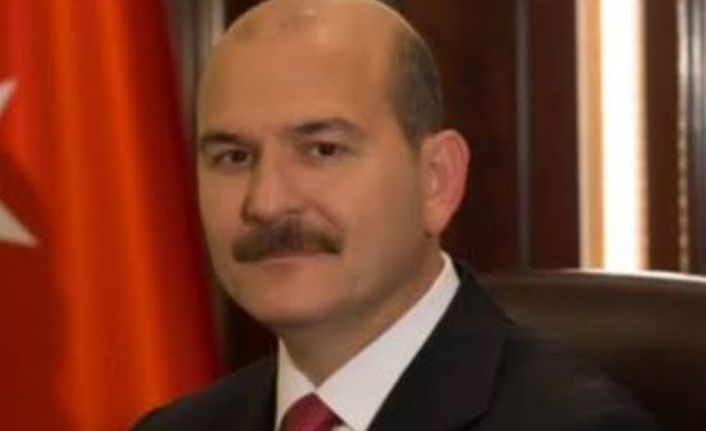 Süleyman Soylu istifa etti.
