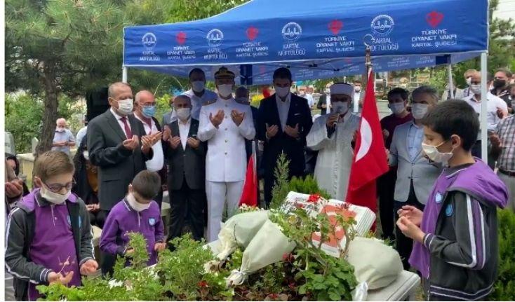 15 Temmuz şehidi Şükrü Bayrakçı dualarla anıldı.
