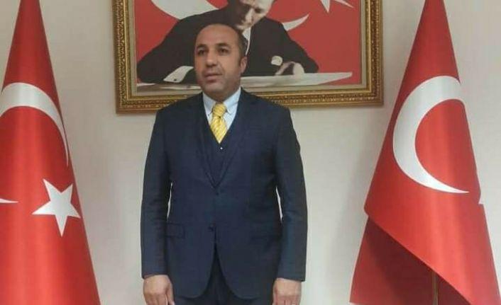 """Yılmaz Bozyiğit, """"AK Parti Kartal ilçe Başkanlığı'na adayım!"""""""