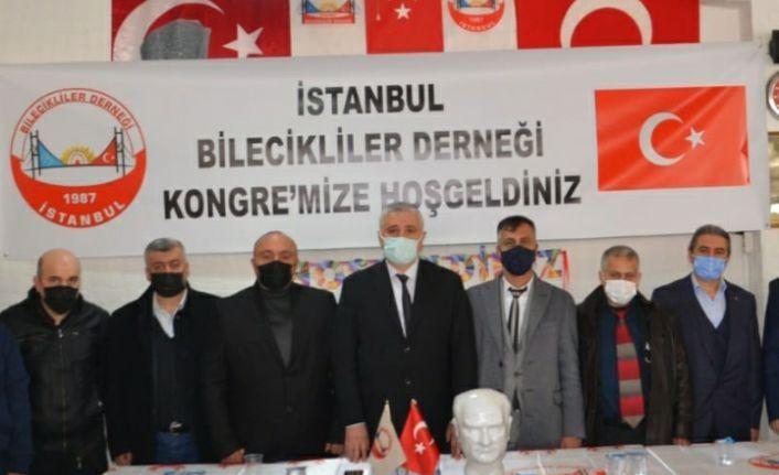 İstanbul Bilecikliler Derneği'nde sevindirici bir ilk!