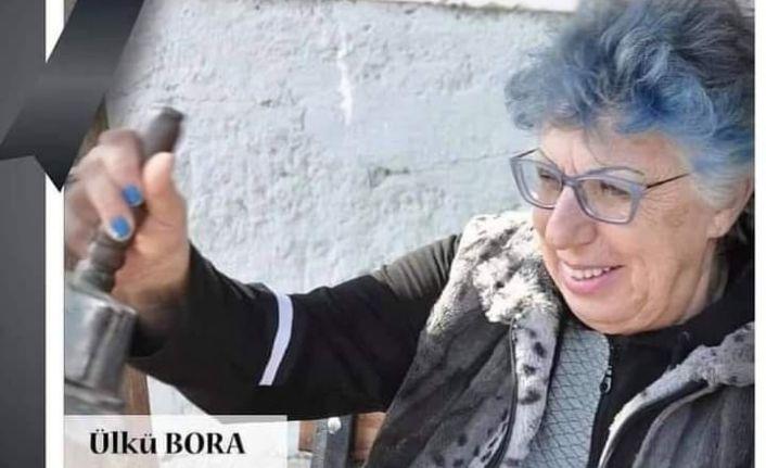 Kartal'ın Eğitim Meleği Ülkü Bora vefat etti.
