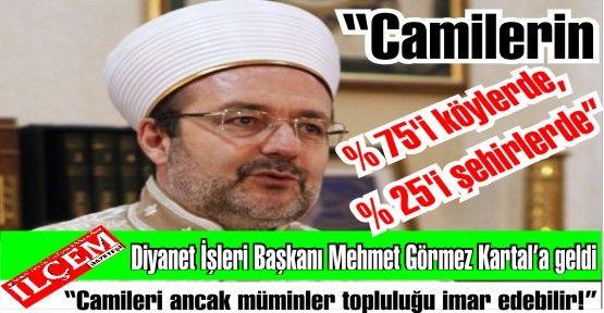 Anadolu Yakası Cami Dernek Başkanları İstişare Toplantısı Kartal'da Gerçekleştirildi.