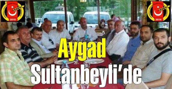 Anadolu Yakası Gazeteciler Cemiyeti Üyeleri Sultanbeyli'de buluştu