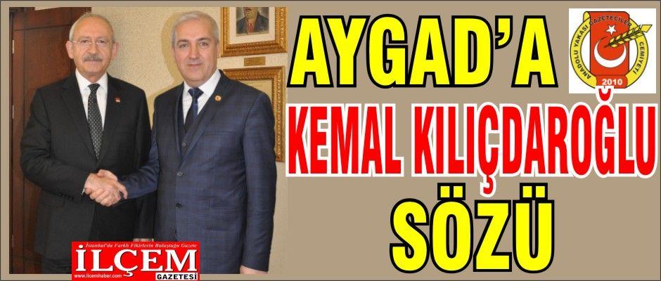 Aygad'a Kemal Kılıçdaroğlu Sözü