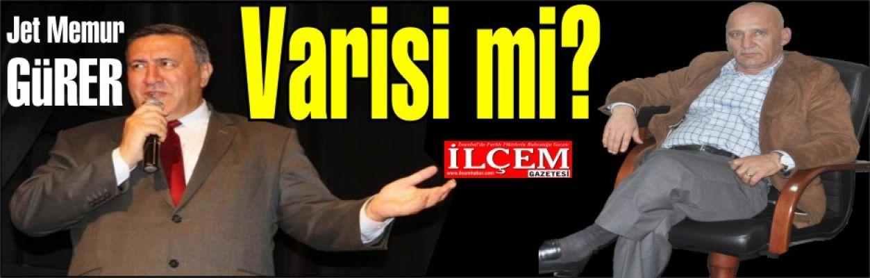 Belediye başkanı Öz'ün varisi Ömer Fethi Gürer mi?