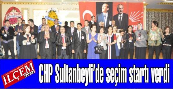 CHP Sultanbeyli'de dayanışma yemeğiyle seçim startı verdi