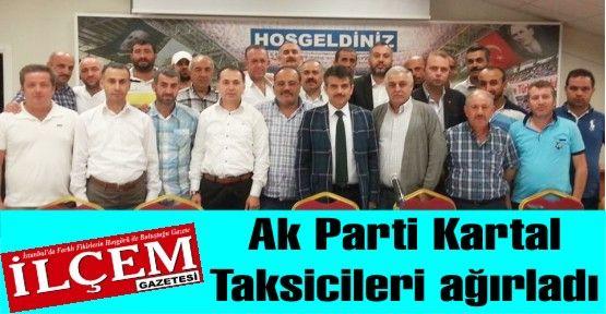 Erhan Gülmüş, Kartal Belediye başkanının yapmadığını yaptı!