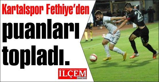Fethiyespor: 0 - Kartalspor: 2