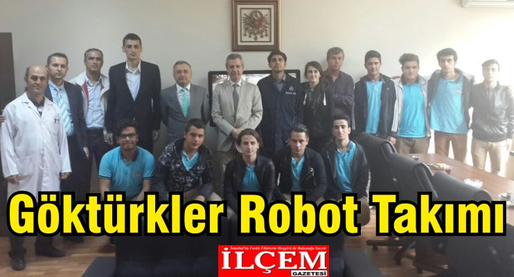 Göktürkler Robot Takımı