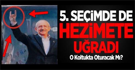 Hep yenilmek Kemal Kılıçdaroğlu'nun kaderi mi?