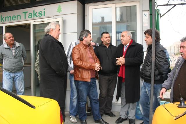 İlhan Güzelgün 'Kartal'a 4 Belediye başkanı aday adayımız var!'