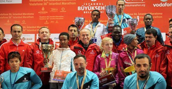 İstanbul Maratonu, İstanbul aşkına koşuldu…