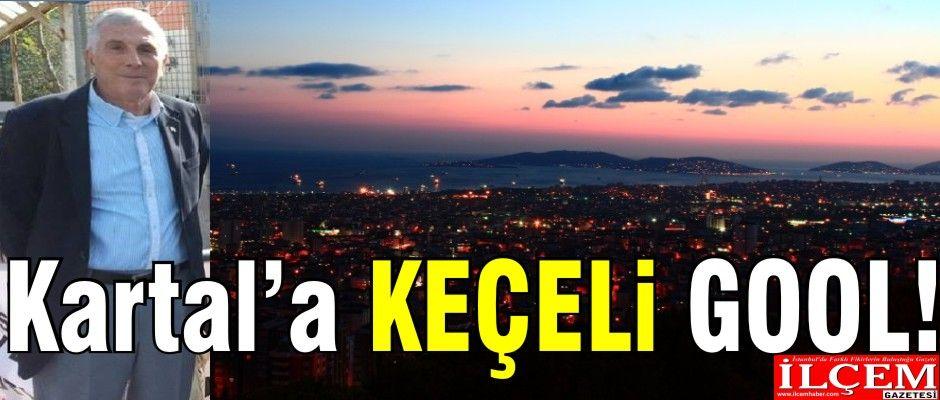 Kartal'a Keçeli Gol!