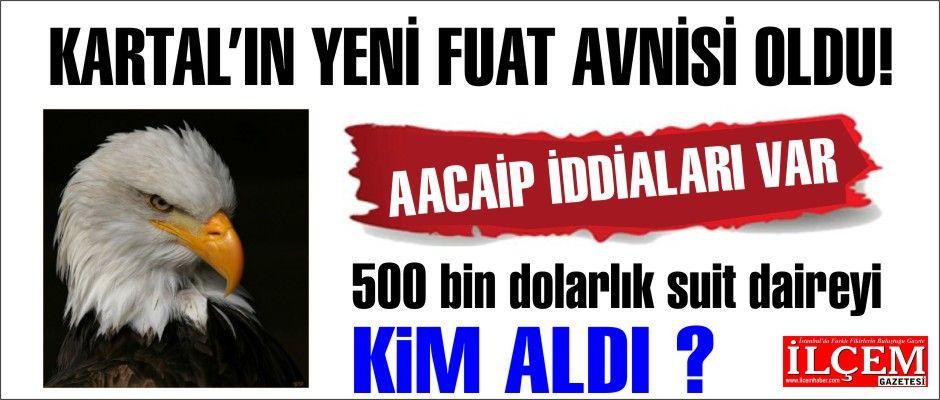 Kartal'ın yeni Fuat Avni'si oldu!