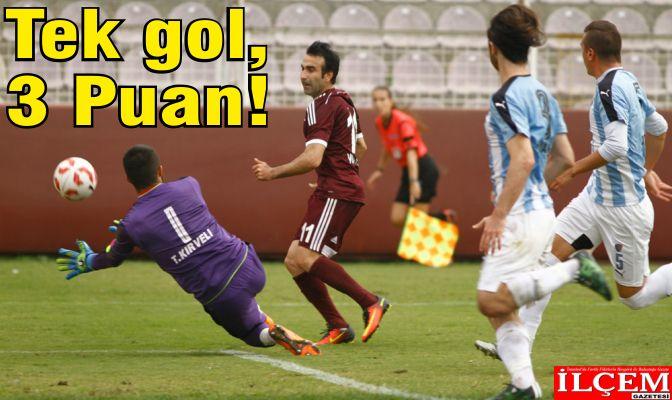 Kartalspor, Karacabey Birlikspor'a tek golle galip geldi.