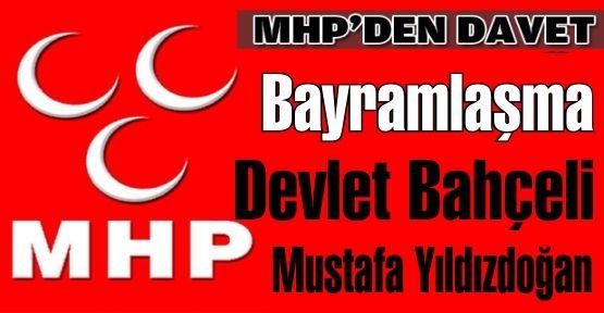 MHP'den bayram daveti