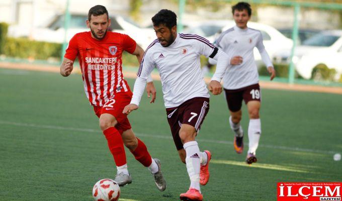 Sancaktepe Belediyespor 2 - Kartalspor 1