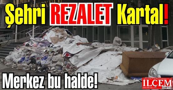 Şehri REZALET Kartal!