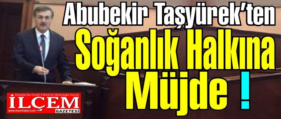 Soğanlık Halkına Müjde. İBB Soğanlık'a kent meydanı, Sosyal tesis ve cami yapıyor.