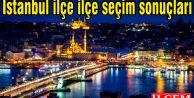 İstanbul ilçe ilçe referandum sonuçları