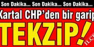 Kartal CHP'den bir garip Tekzip!
