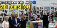 Eğitimde İyi Örnekler Paylaşımı Sergisi 2017 Üsküdar'da açıldı.