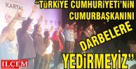 """Metin Özüpek """"Ülkücü hareket Türkiye Cumhuriyetinin Teminatıdır."""