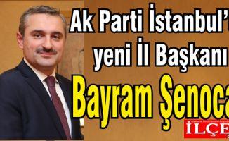 AK Parti İstanbul'un yeni İl Başkanı Bayram Şenocak