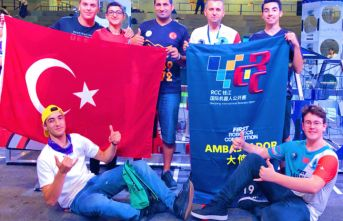 Kartallı Öğrenciler Çin'den Ödülle Döndüler