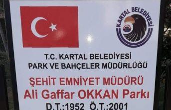 Kartal Belediyesi Gaffar Okkan'dan ve kamuoyundan özür diledi.