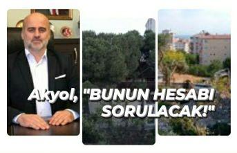 """Gürkan Akyol, """"Elbette bunların hesabı sorulacak!"""""""