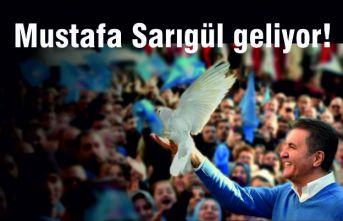 Mustafa Sarıgül geliyor!