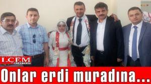 Ali Öztürk'ün kardeşi Ayhan Öztürk evlendi