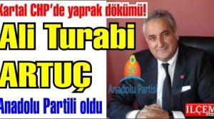 Ali Turabi Artuç 'Duran değil, üreten anlayışa destek olmalıyız.'