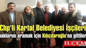 CHP Kartal Belediye meclis üyesi aday isim listesi