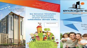 Erdoğanlar Yönetim Hizmetleri 'Binanızı biz yönetelim, siz komşularınızla iyi olun'