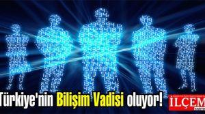 Gururlandık! Türkiye'nin Bilişim Vadisi oluyor!