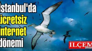 Kadir Topbaş'tan Gençlere ücretsiz internet jesti.