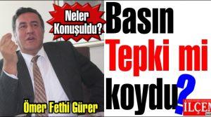 Kartal Belediyesi'ne gazetecilerden tepki yağdı!